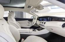 Mercedes-AMG S 63 4MATIC+ Coupé, 2017