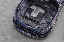 Mercedes-AMG S 65 Coupé, 2017