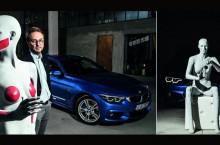 Călin Peter Netzer și BMW Seria 4 Gran Coupé: Poziția șoferului