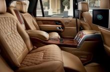 Range Rover SVAutobiography își cere coroana înapoi de la Bentley Bentayga