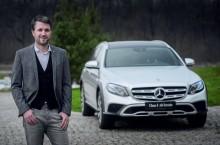 Andi Moisescu și Mercedes-Benz Clasa E All-Terrain: Rezultatul pragmatismului