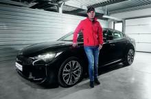 Mihai Leu și Kia Stinger: Spirit de învingător