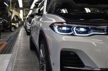 BMW X7 a intrat în producția de preserie