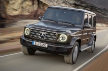 Noul Mercedes-Benz Clasa G este disponibil în România de la 107.451 euro