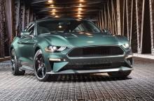 VIDEO: Primul exemplar al noului Ford Mustang Bullitt a fost licitat cu 300.000 de dolari
