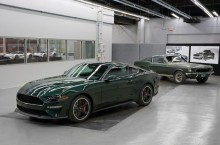 New 2019 Mustang Bullitt with original Bullitt Mustang