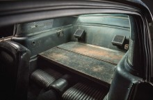Original 1968 Mustang from movie Bullitt - interior 3