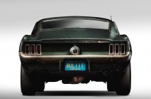 Original 1968 Mustang from movie Bullitt