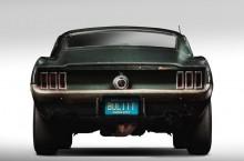 Original 1968 Mustang from movie Bullitt
