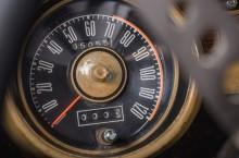 Original 1968 Mustang from movie Bullitt - just 65,000 miles