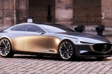 Mazda VISION COUPE – Cel mai frumos model concept al anului
