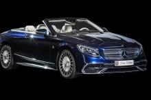 Mercedes-Maybach S 650 Cabriolet completează colecția Ion Țiriac