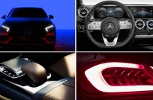 VIDEO: Mercedes-Benz Clasa A debutează în 2 februarie
