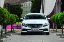 Test Drive: Mercedes-Benz Clasa E 350 e – Electric castle