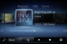 "Das neues Infotainment-System ""MBUX"""