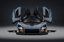 McLaren Senna Victory Grey 15-Dark