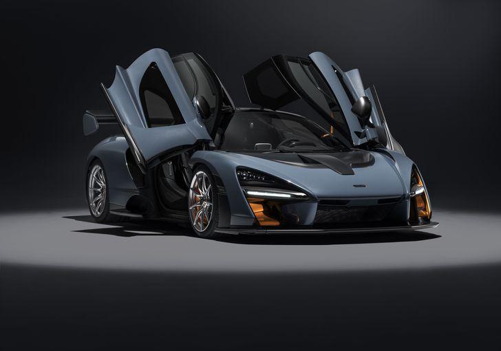 McLaren Senna Victory Grey 3-Dark