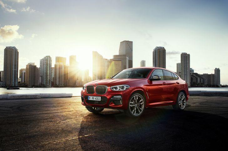 VIDEO: BMW X4 a ajuns la a doua generație