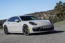 Porsche Panamera Sport Turismo 5