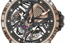 Roger Dubuis Excalibur Aventador S Pink Gold 1