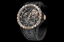 Roger Dubuis Excalibur Aventador S Pink Gold 3