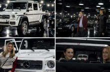 Mercedes-Maybach G 650 Landaulet întregește seria Maybach expusă în galeria Țiriac Collection