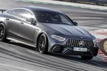 Mercedes-AMG GT Coupe cu 4 uși – Un răspuns pentru Porsche Panamera