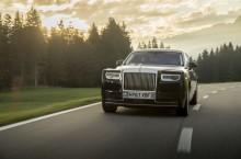 Rolls-Royce Phantom VIIIPhoto: James Lipman / jameslipman.com