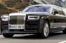 VIDEO: Noul Rolls-Royce Phantom debutează în România la Salonul Internaţional de Automobile Bucureşti 2018