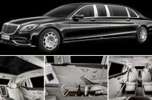 Mercedes-Maybach Pullman – Statut regal, pentru cel puțin 500.000 de euro