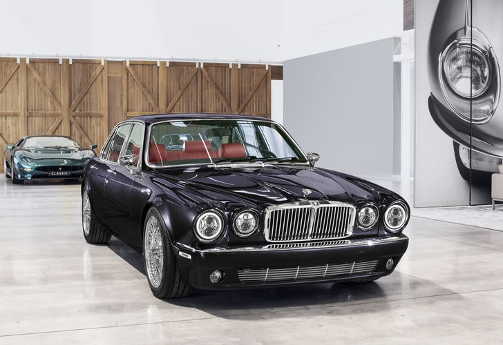 Jaguar XJ6 Greatest Hits – Rockstar-ul etern