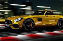 Mercedes-AMG GT S Roadster anunță o vară fierbinte