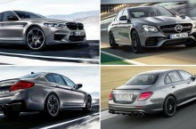 Duelul cifrelor: BMW M5 Competition vs Mercedes-AMG E 63 S 4MATIC+