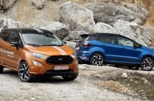 Test Drive: Ford EcoSport – Milenialul din Craiova