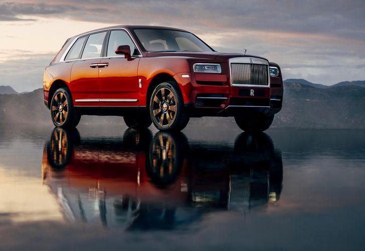 VIDEO: Rolls-Royce Cullinan. Adică Rolls-Royce-ul SUV-urilor