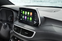 New Hyundai Tucson Connectivity