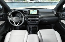 New Hyundai Tucson Interior (1)