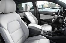 New Hyundai Tucson Interior (3)