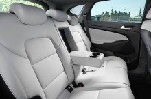 New Hyundai Tucson Interior (5)