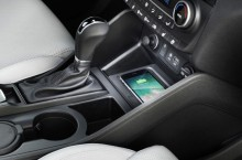 New Hyundai Tucson Wireless Charging