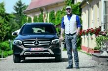 Cătălin Ștefănescu și Mercedes-Benz GLC: Aspirații elevate
