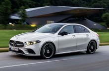 Mercedes-Benz Clasa A Sedan va fi produs în Mexic și Germania