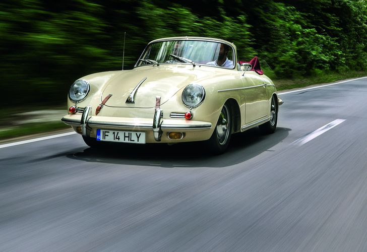 Porsche 356 – Mașina care a pornit legenda mărcii germane