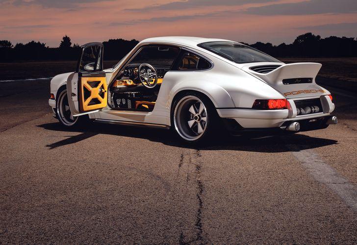 Dynamics and Lightweighting Study: Cel mai avansat Porsche 911 cu motor răcit cu aer