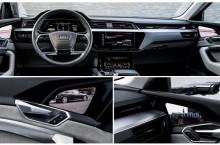 VIDEO: Audi e-tron va avea camere video în loc de oglinzi retrovizoare