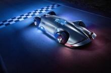 Showcar feiert bei der Monterey Car Week in Kalifornien Weltpremiere: Vision EQ Silver Arrow: Ein emotionaler Wegweiser in die Zukunft des Designs