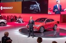 Salon Automobile International de Moscou 2018