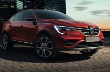 Renault Arkana – Cu dedicație internațională, din Rusia