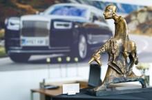 Reprezentanţa Rolls-Royce din România deschide un spaţiu cultural-artistic, în showroom-ul din Bucureşti – Băneasa.