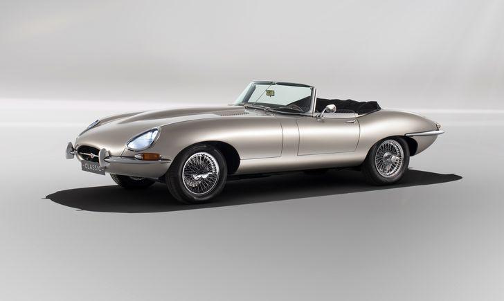 Jaguar E-type Zero – Viitorul clasicelor este și electric
